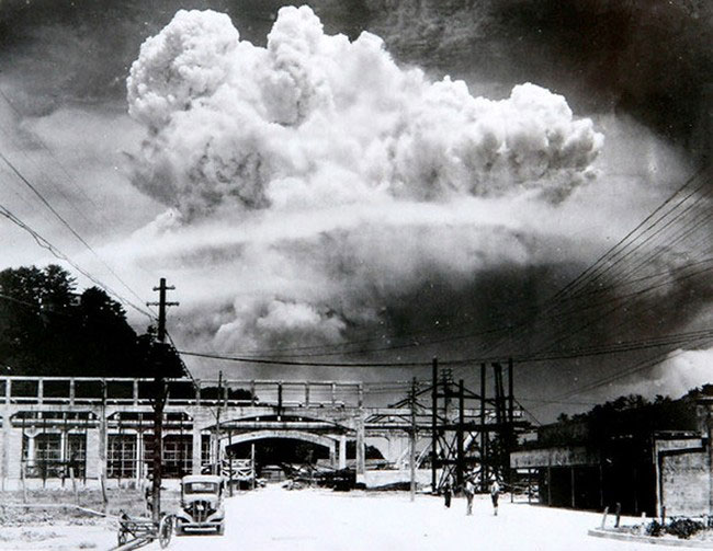 Nagasaki Atomic Bomb Blast - Photos from History That Will Give You Nightmares