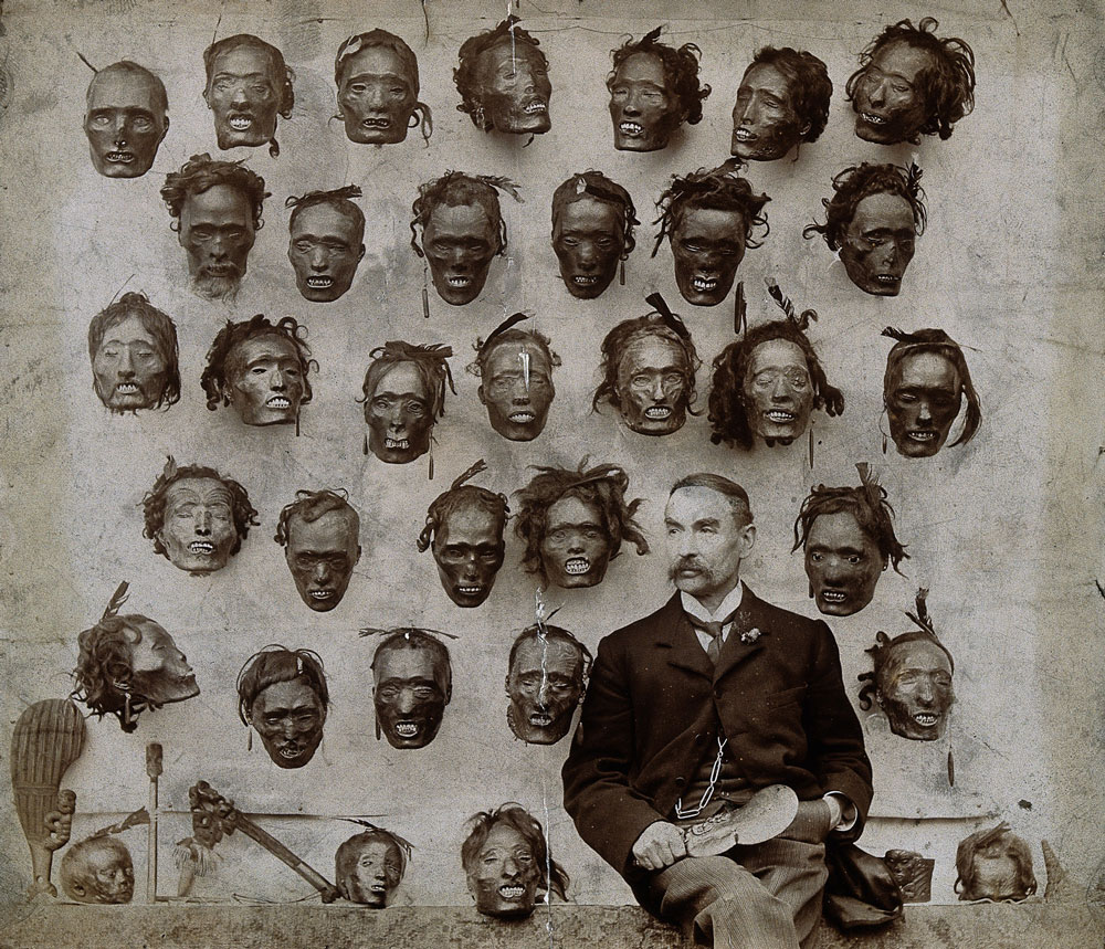 Horatio Gordon Robley – Head Collector - Photos from History That Will Give You Nightmares