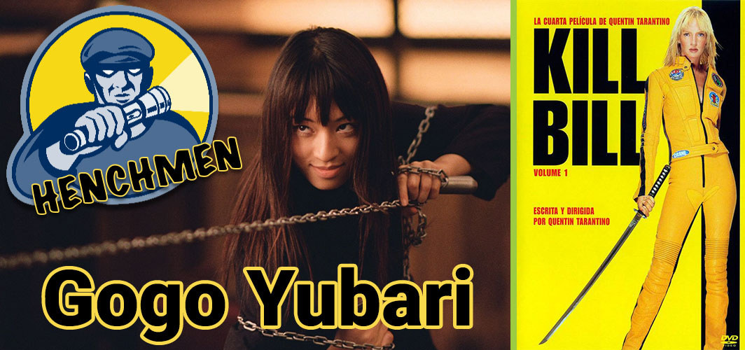 Kill Bill (2003) - Gogo Yubari -The Strangest Henchman in Film