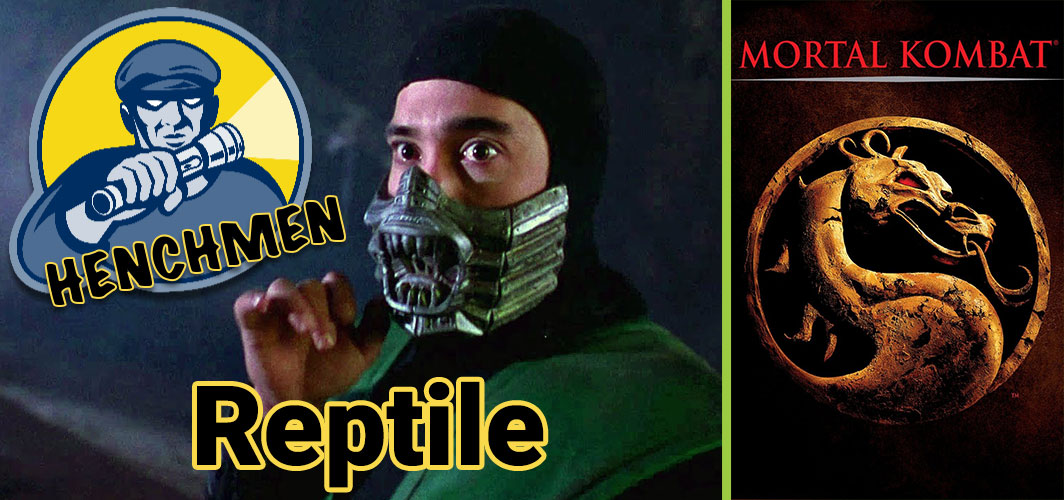 Mortal Kombat (1995) - Reptile - The Strangest Henchman in Film