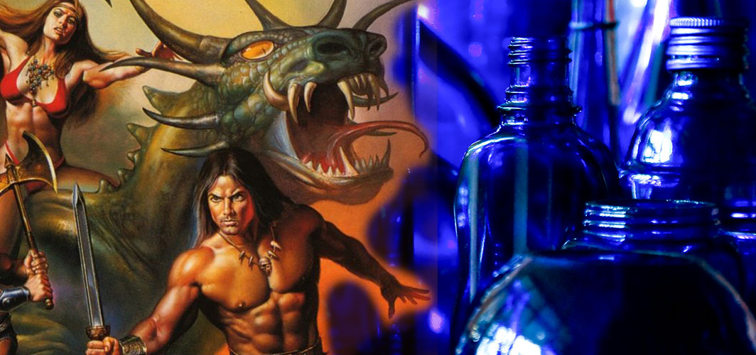 Strange Concoctions – Golden Axe - The Weird World of Video Game Power Ups!