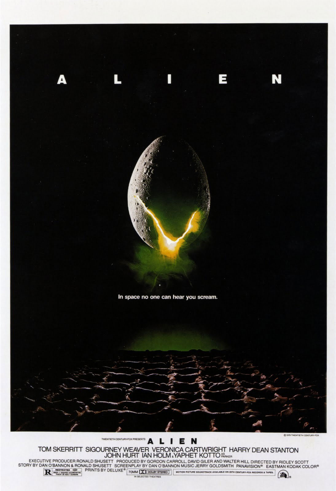 Alien (1979) - 6 Film Posters that have Never Seen their own Film!