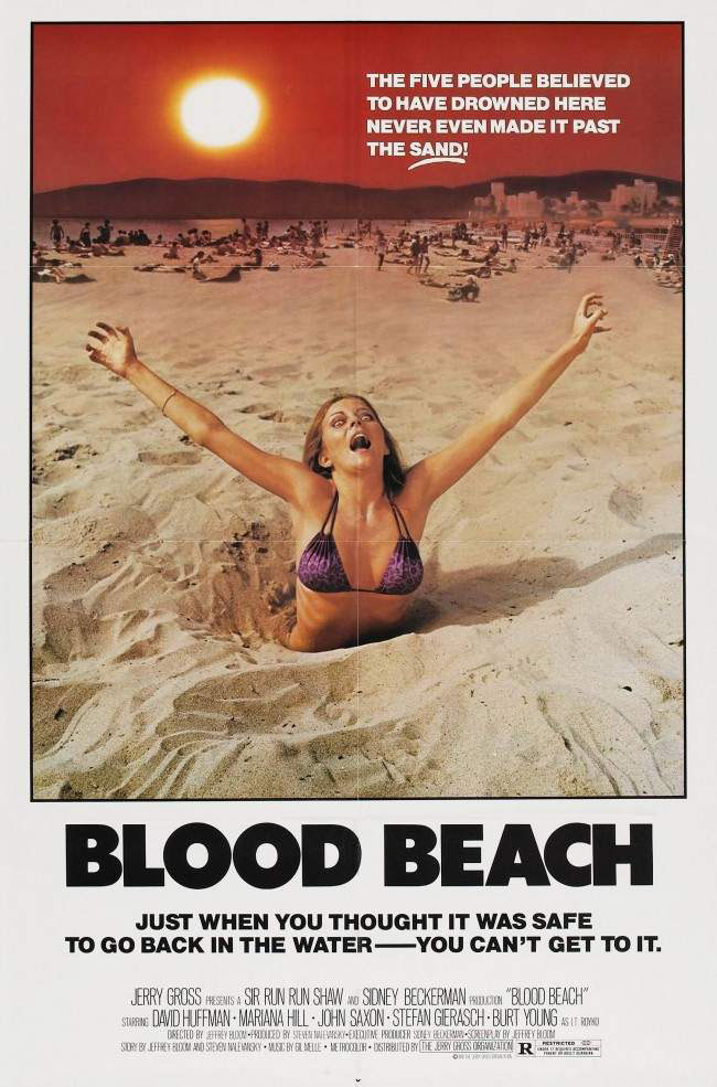 Blood Beach (1981) 6 Film Posters that have Never Seen their own Film!