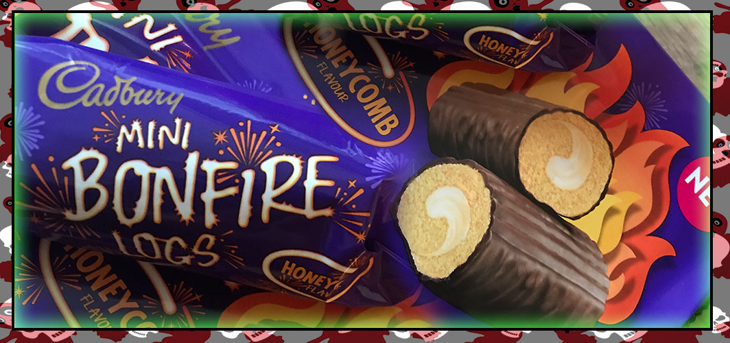 Cadbury – Mini Bonfire Logs - The Best UK Halloween Candy in 2018