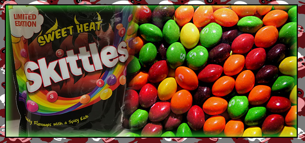 Skittles Sweet Heat - The Best UK Halloween Candy in 2018