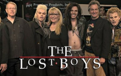 The Lost Boys Makeup – A 30th Anniversary Tribute