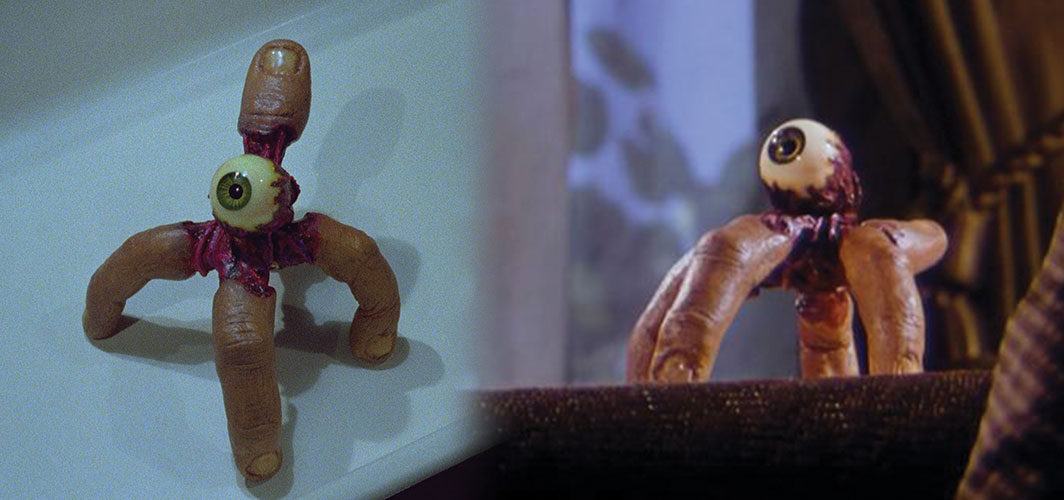 Bride of Re-Animator (1990) - 12 Creepy Severed Hands In Cinema
