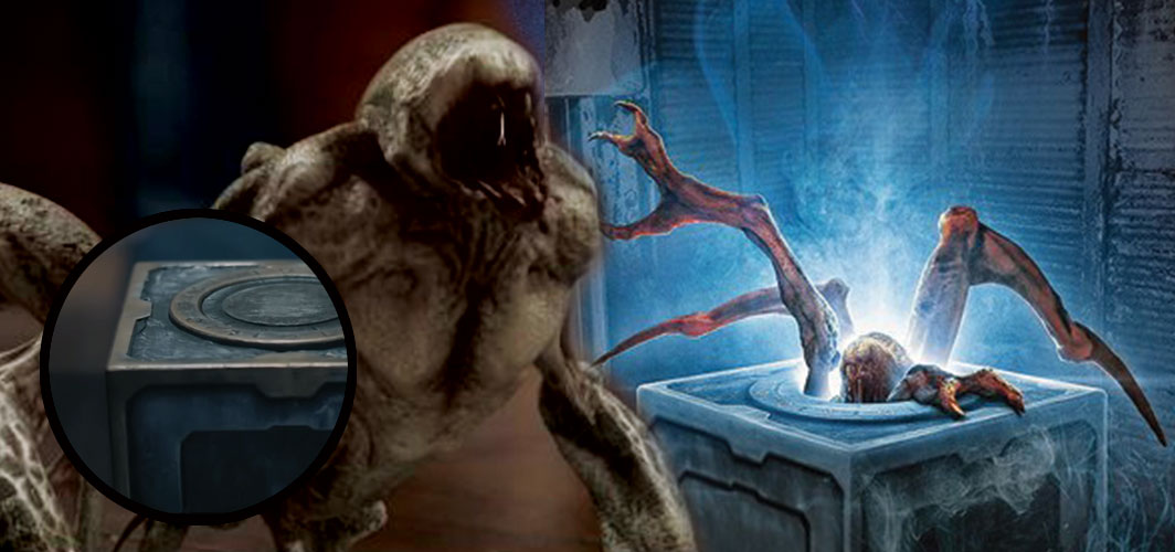 Gremlin (2017) - 6 Demonic Boxes in Horror Films