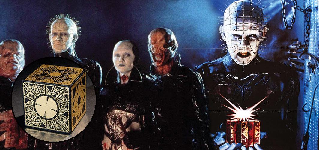 Hellraiser (1987) - 6 Demonic Boxes in Horror Films