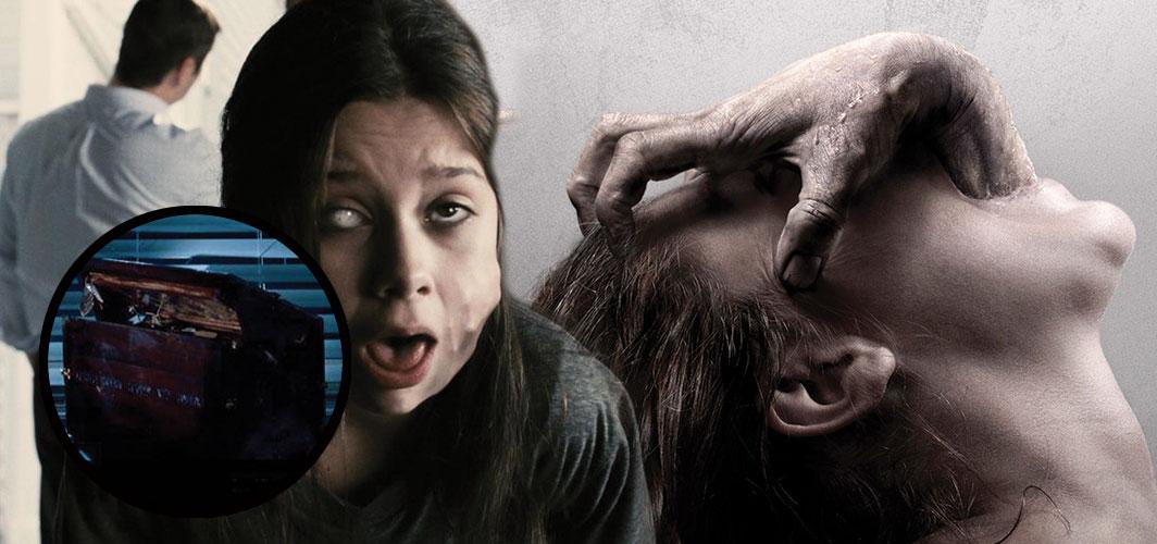 The Possession (2012) - 6 Demonic Boxes in Horror Films