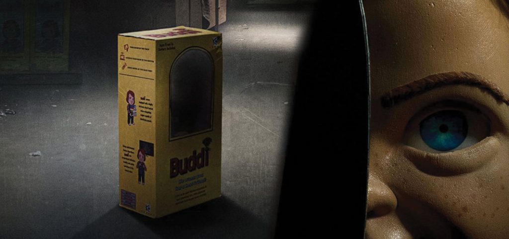 "'Child's Play' Remake Poster Reveals ""Buddi""!"