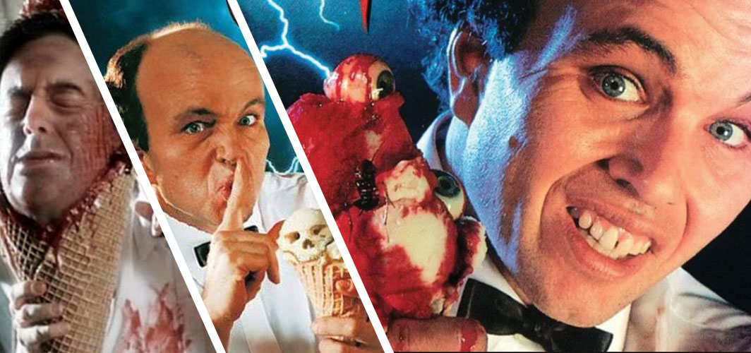 Ice Cream Man (1995) - Gregory Tudor - Third-Rate Horror Villains that are Worth a Second Look