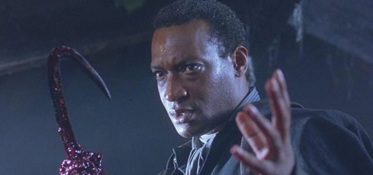 "Tony Todd is a Little ""Meh"" with New Candyman"