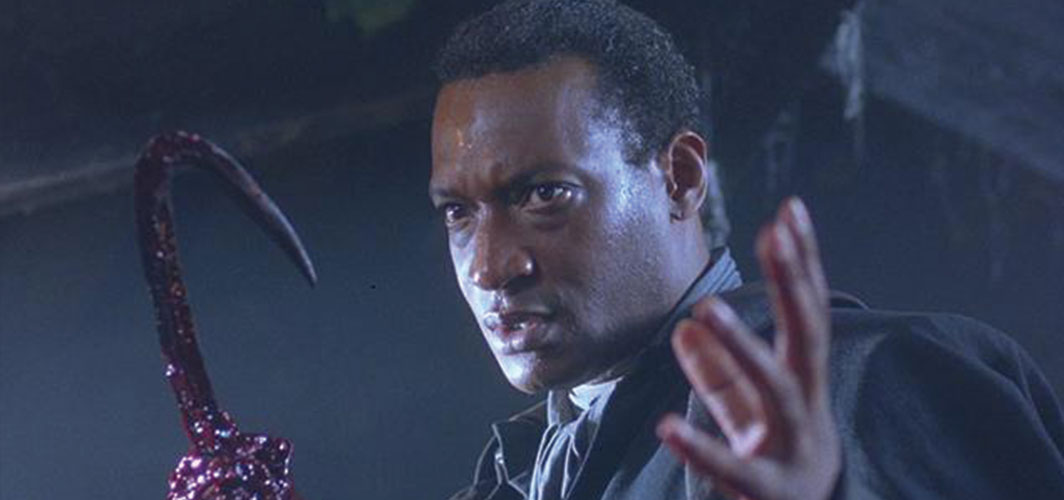 Tony Todd is a Little