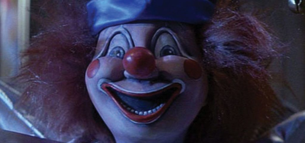 Horror's Hallowed Grounds Presenter Has The Original Poltergeist Clown