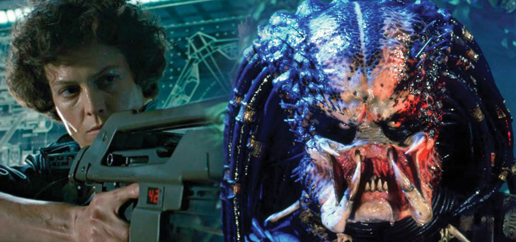 How 'The Predator' tried to revive 'Alien Versus Predator'