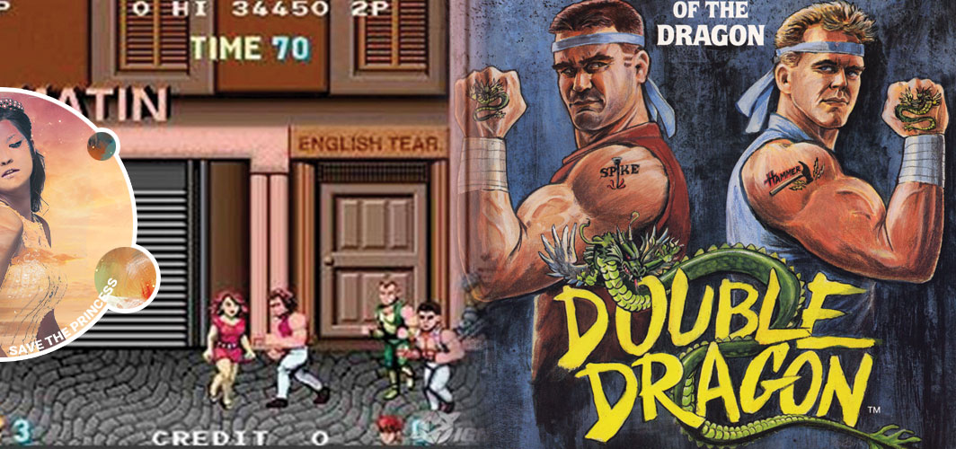 Double Dragon (1987) - Save the Princess