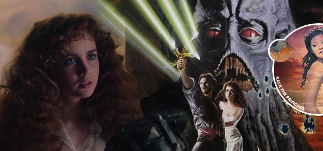 Krull (1983) - Save the Princess