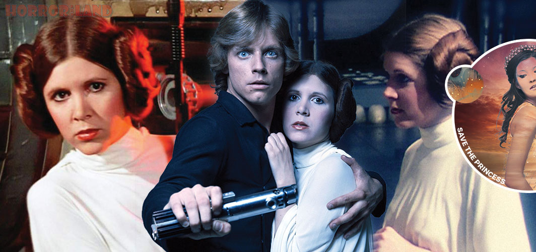 Star Wars: Episode IV – A New Hope (1977) - Save the Princess