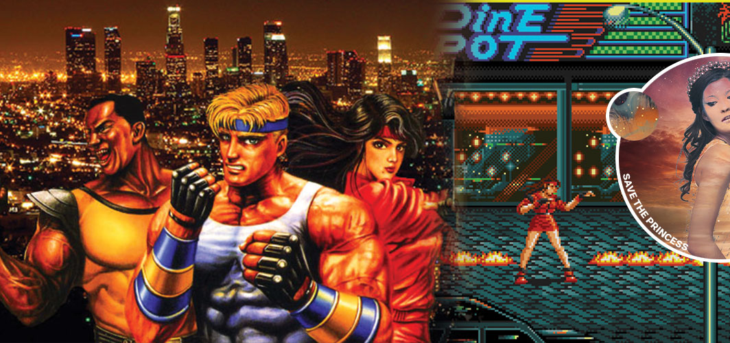 Streets Of Rage (1991) - Save the Princess