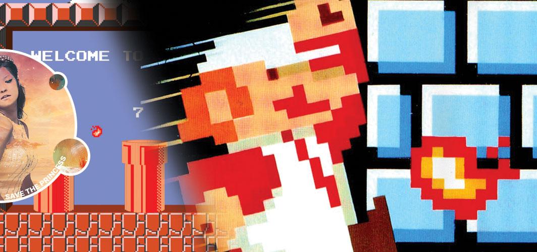 Super Mario Brothers (1985) - Save the Princess