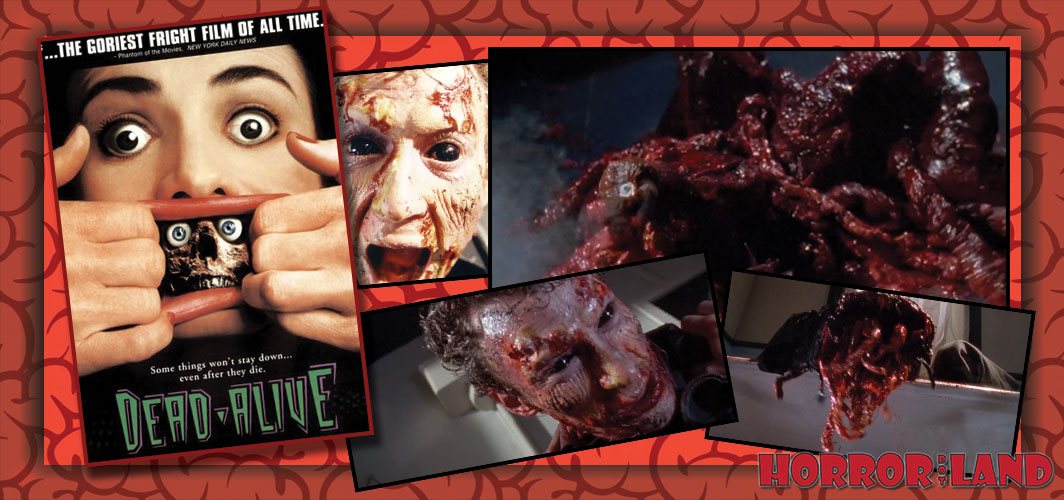 Brain Dead (1992) - Disembowelment - Gory Moments That Have Guts!