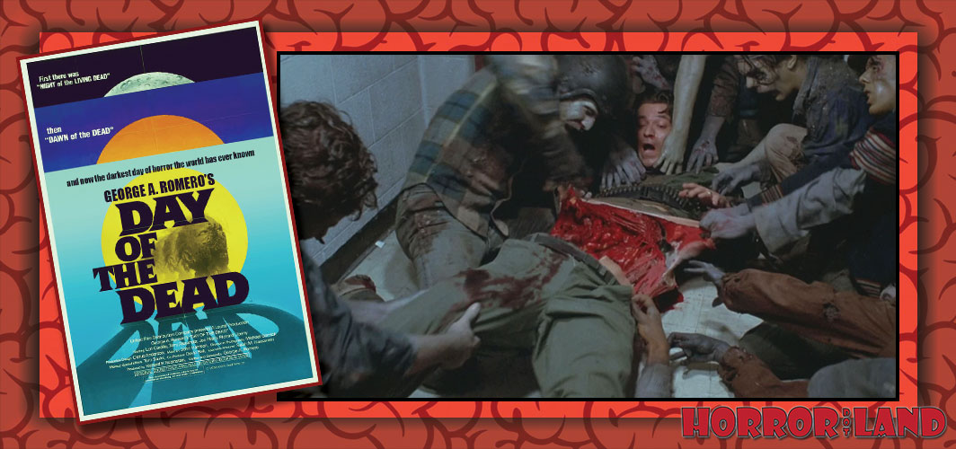 Day of the Dead (1985) - Disembowelment - Gory Moments That Have Guts!