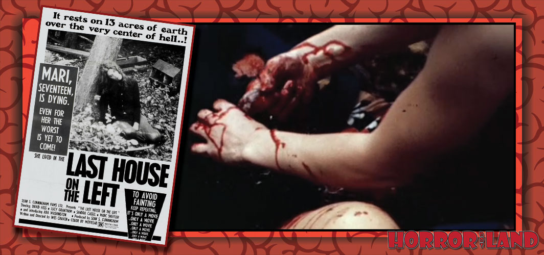 The Last House on the Left (1972) - Disembowelment - Gory Moments That Have Guts!