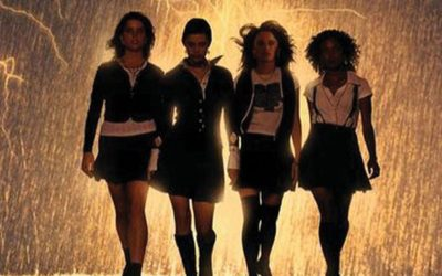 'The Craft' Cast Reunited at Monster Mania