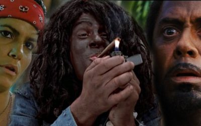 8 Movies That Shamefully Used Blackface