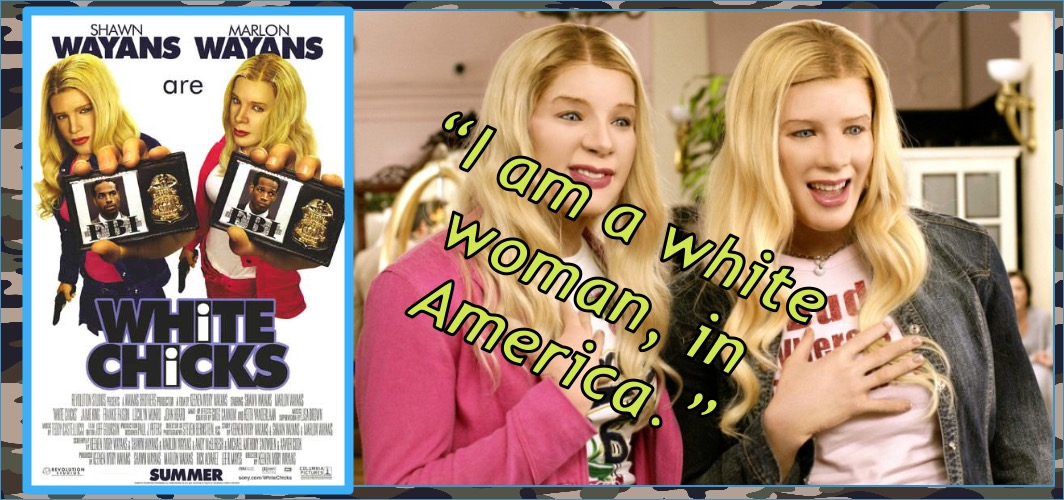 White Chicks (2004) - Shawn and Marlon Wayan – Whiteface - 8 Movies That Shamefully Used Blackface