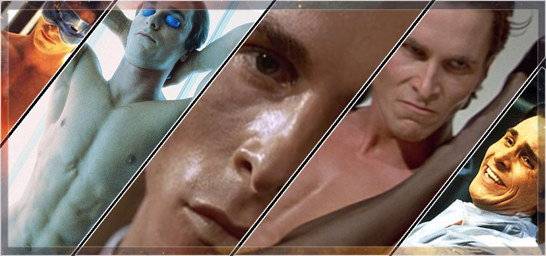 10 Sexiest Horror Vixens and Villains - Patrick Bateman (American Psycho)