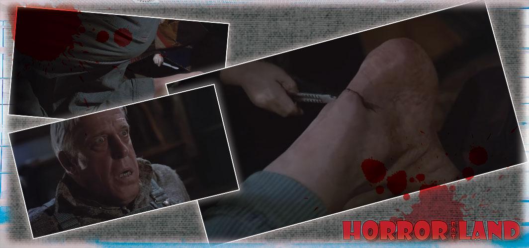 Pet Sematary (1989) - 5 Horrific Achilles Cut Scenes