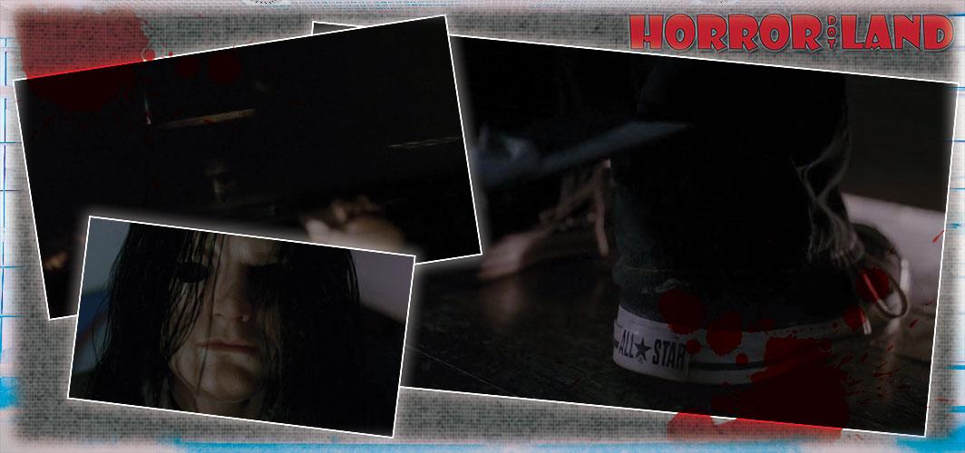 House of Wax (2005) - 5 Horrific Achilles Cut Scenes