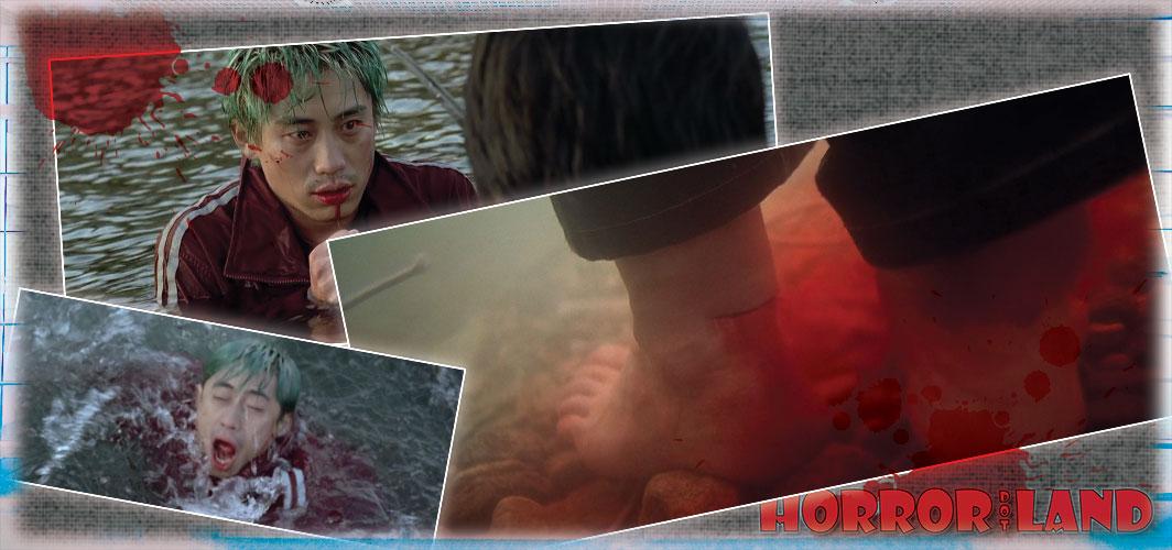Sympathy for Mr. Vengeance (2002) - 5 Horrific Achilles Cut Scenes