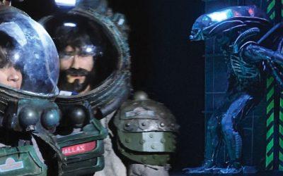 Sigourney Weaver Surprises New Jersey High School 'Alien' Play