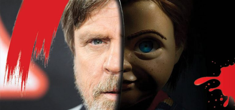 Mark Hamill is Our New Chucky