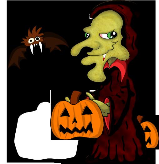Morty - Halloween