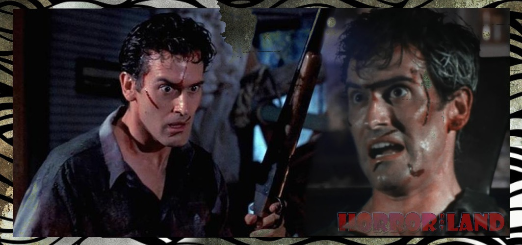 6 Characters Whose Hair Suddenly Turned White! - The Evil Dead II (1987)