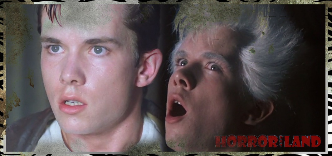 6 Characters Whose Hair Suddenly Turned White!  - IT (1990)