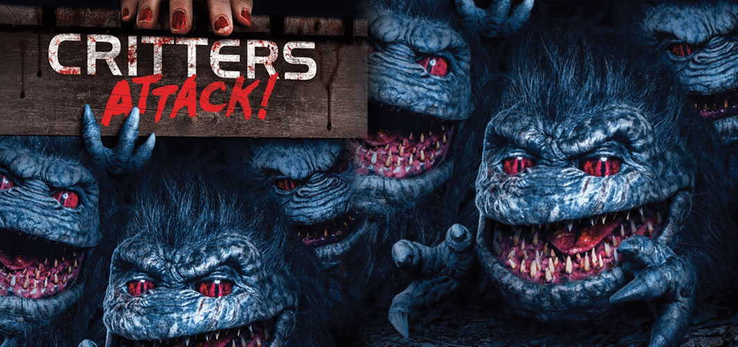 Critters Attack! (2019) - Official Digital and Blu-Ray Trailer