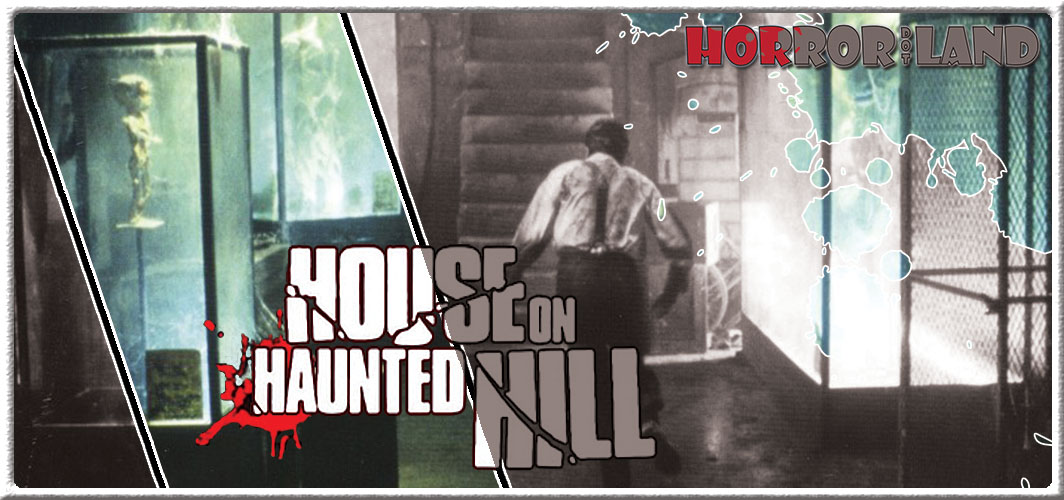House on Haunted Hill (1999) - Abandoned Hospital - 10 of the Creepiest Horror Locations