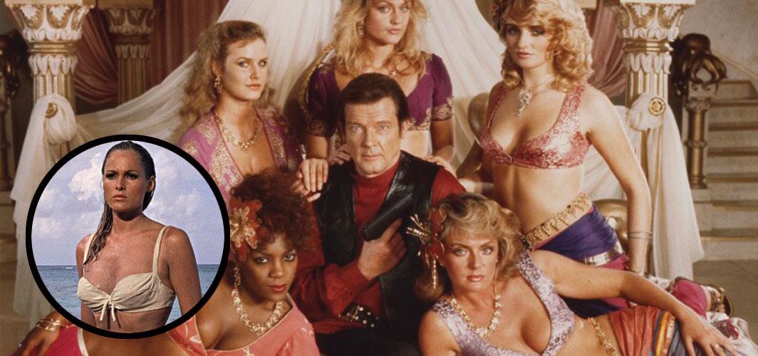 The Bond Girls - 10 Actors that were Surprisingly Dubbed