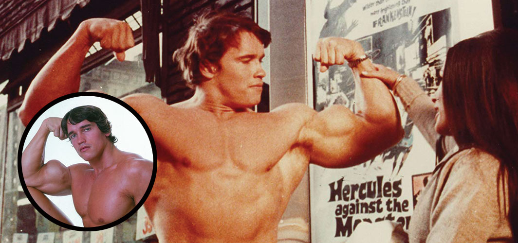 Arnold Schwarzenegger – Hercules in New York (1969) - 10 Actors that were Surprisingly Dubbed