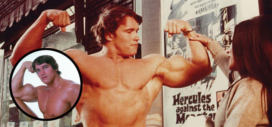 Arnold Schwarzenegger – Hercules in New York (1969) - 10 Actors that were Surprisingly Dubbed