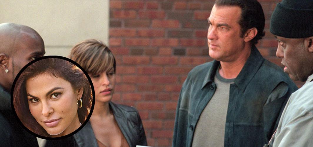 Eva Mendes – Exit Wounds (2001) - 10 Actors that were Surprisingly Dubbed