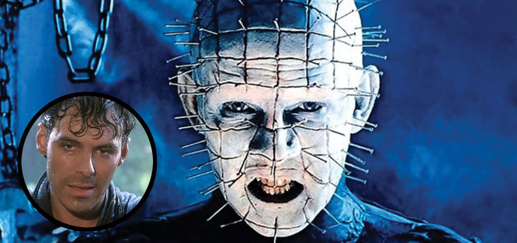 10 Actors that were Surprisingly Dubbed - Frank – Hellraiser (1987)