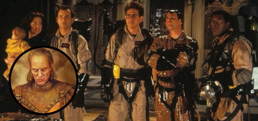 Vigo the Carpathian - Ghostbusters 2 (1989) - 10 Actors that were Surprisingly Dubbed