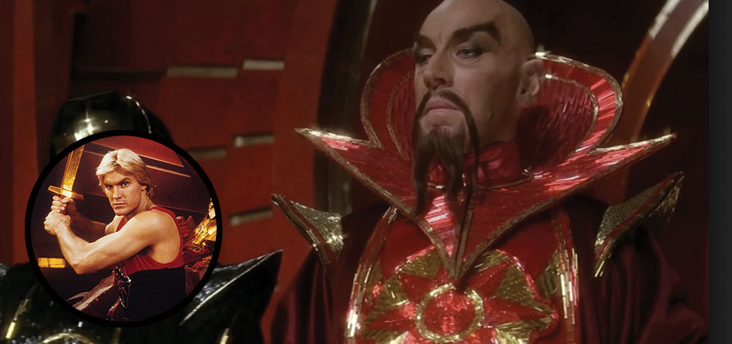 Sam Jones – Flash Gordon (1980) - 10 Actors that were Surprisingly Dubbed