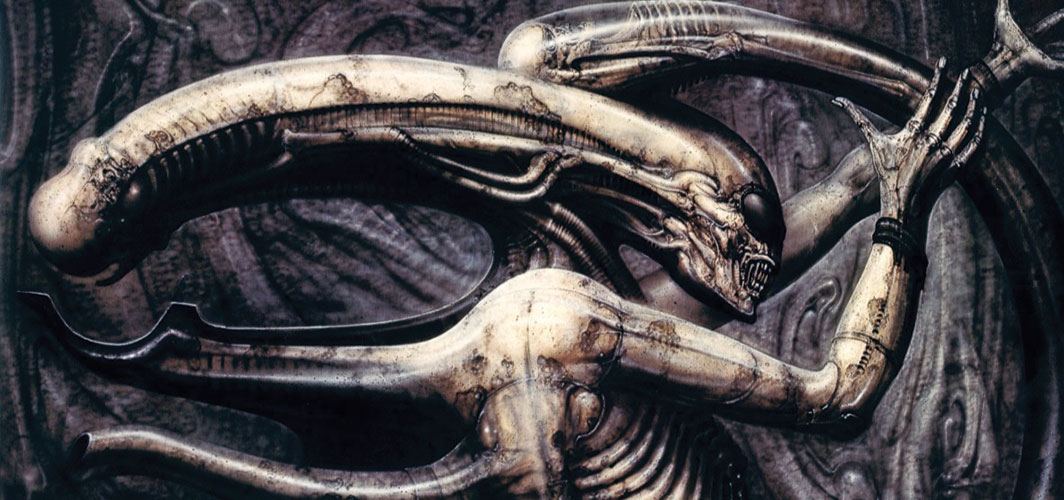 "The Original ""Alien"" Design (That Was Changed at the Last Minute)"
